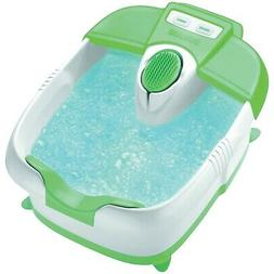 Conair Foot Spa with Massage, Bubbles & Heat