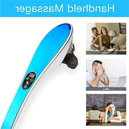 Handheld Electric Massager Body Neck Shoulder Foot Vibrating