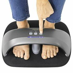 Vive Heated Foot Massager Machine Portable Kneading Intensit