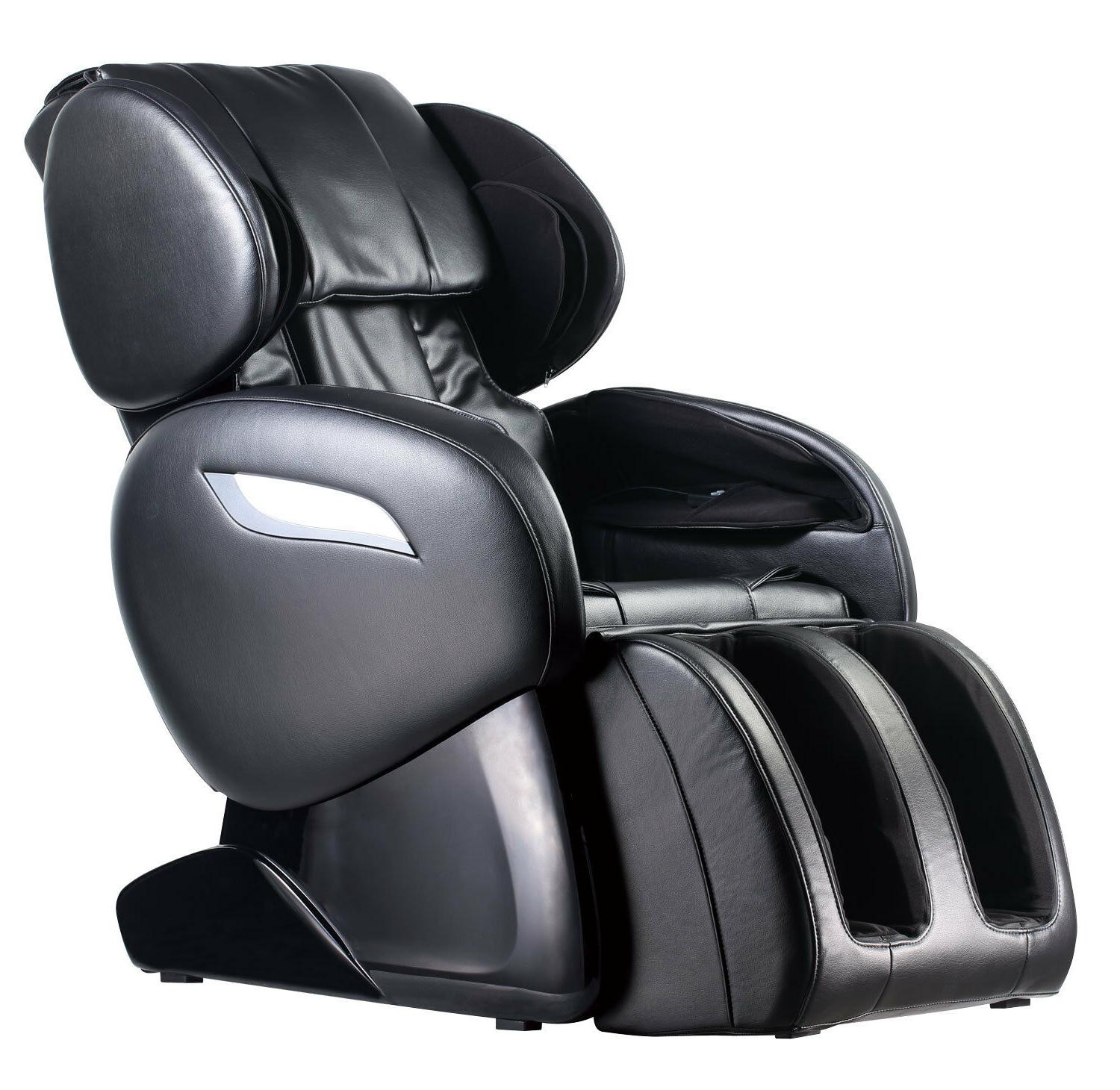 electric full body massage chair foot roller
