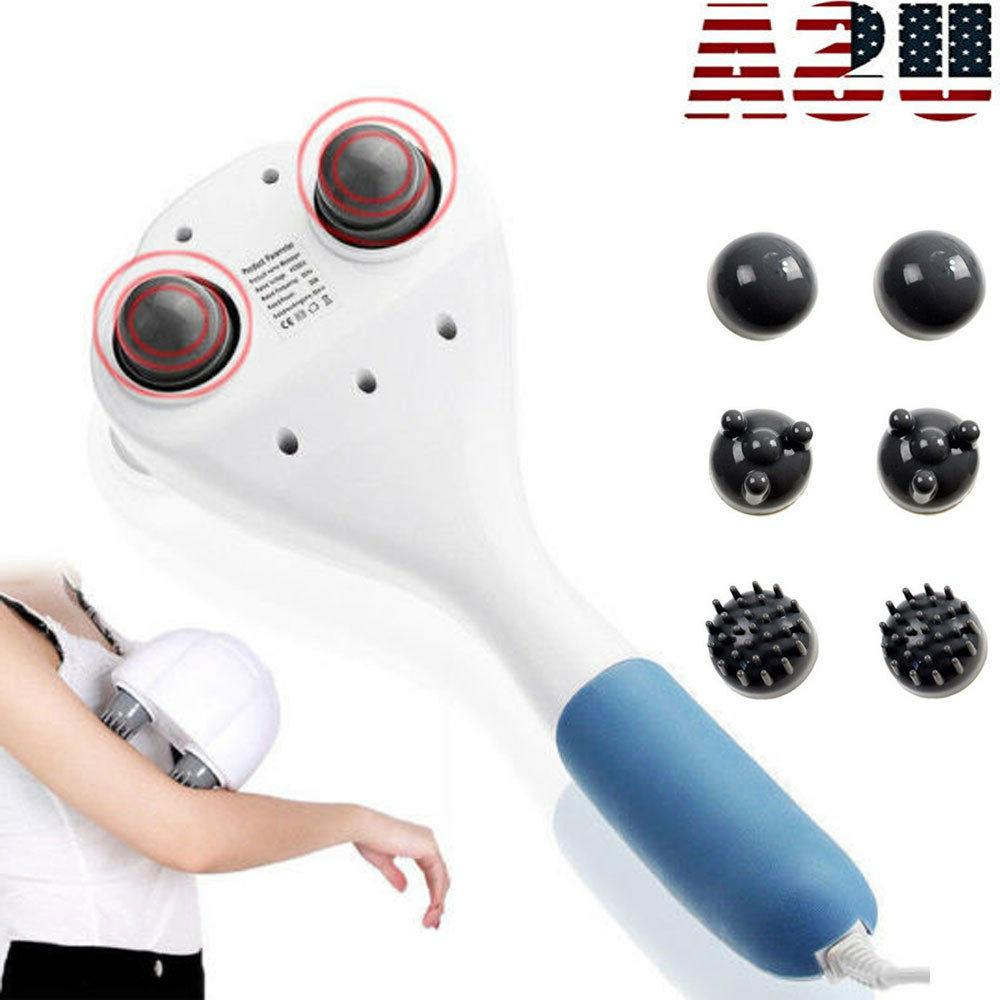 Full Body Electric Massager Back Neck Percussion