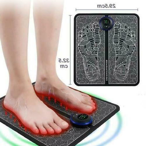 EMS Foot Reshaping Electric Deep Muscle Pain Relax Machine