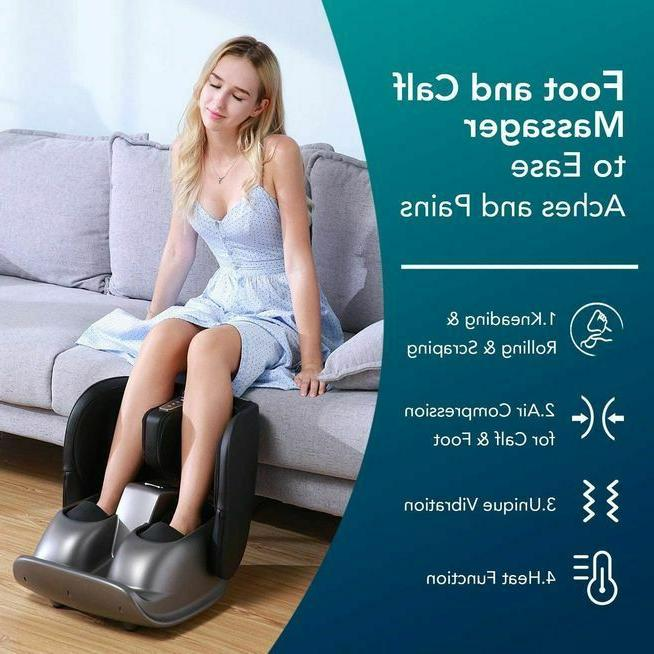 Naipo and Massager Foldable Machine Shiatsu Rolling Tapping and Co