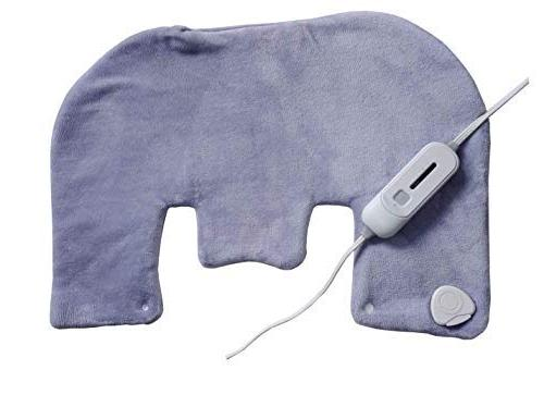 Neck Pad Pure Relief, Relieving with Fast-Heating Technology Auto Shut