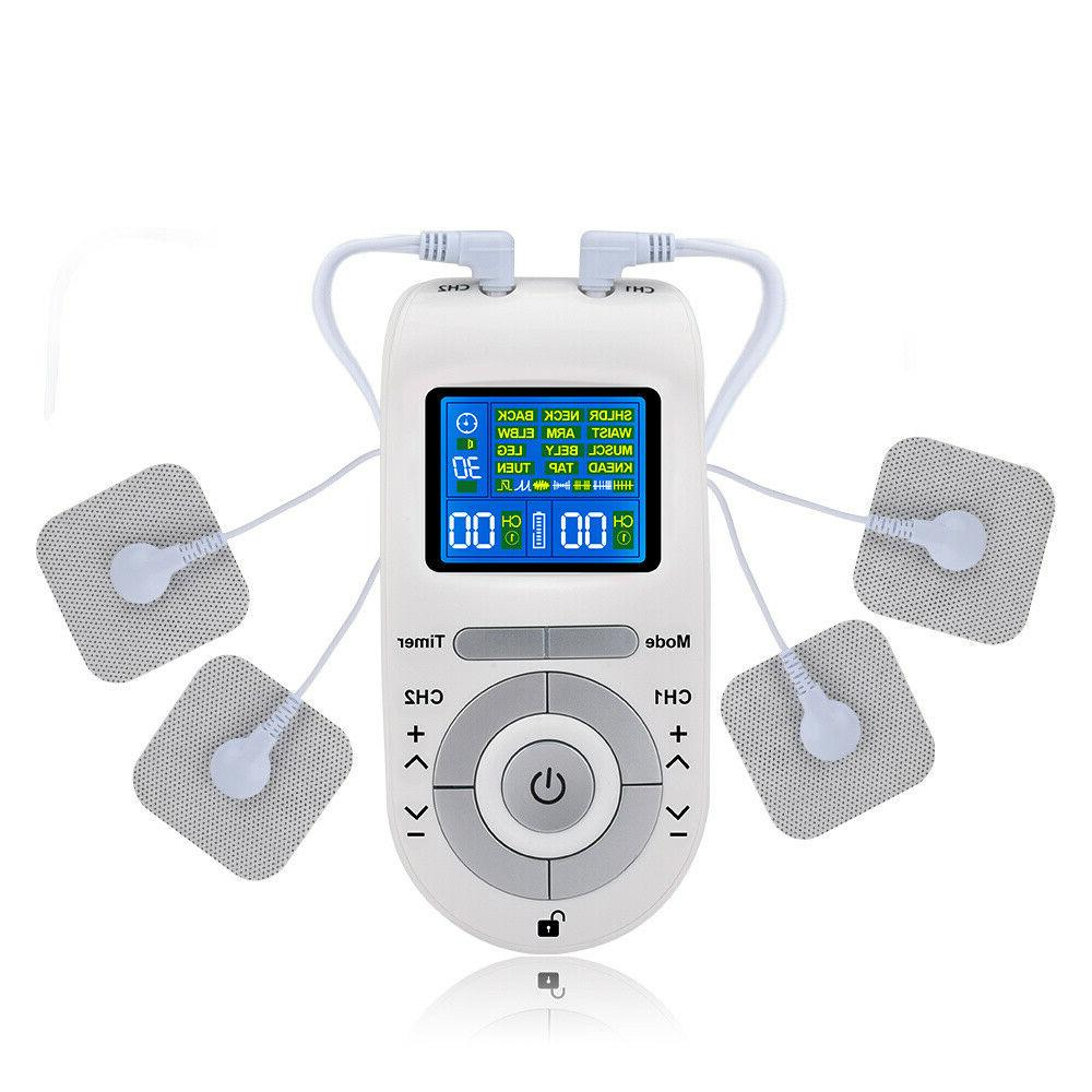 Pain Relief Machine Muscle Stimulater Shock Tens
