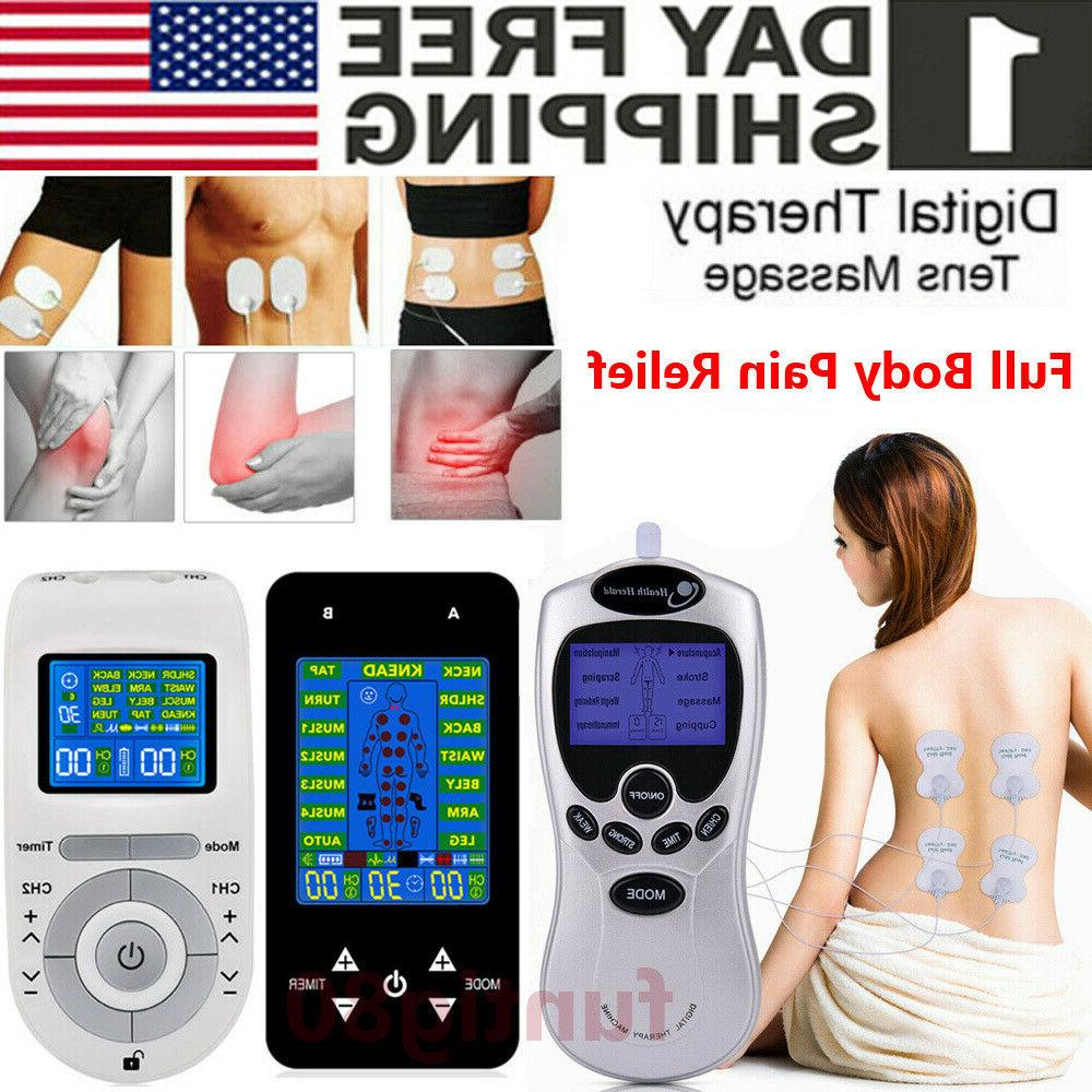 pain relief electrotherapy machine muscle stimulater electri