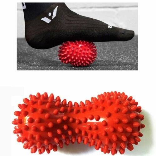Ball Point Toy Foot PVC Massage Ball Trigger Stress Relief F