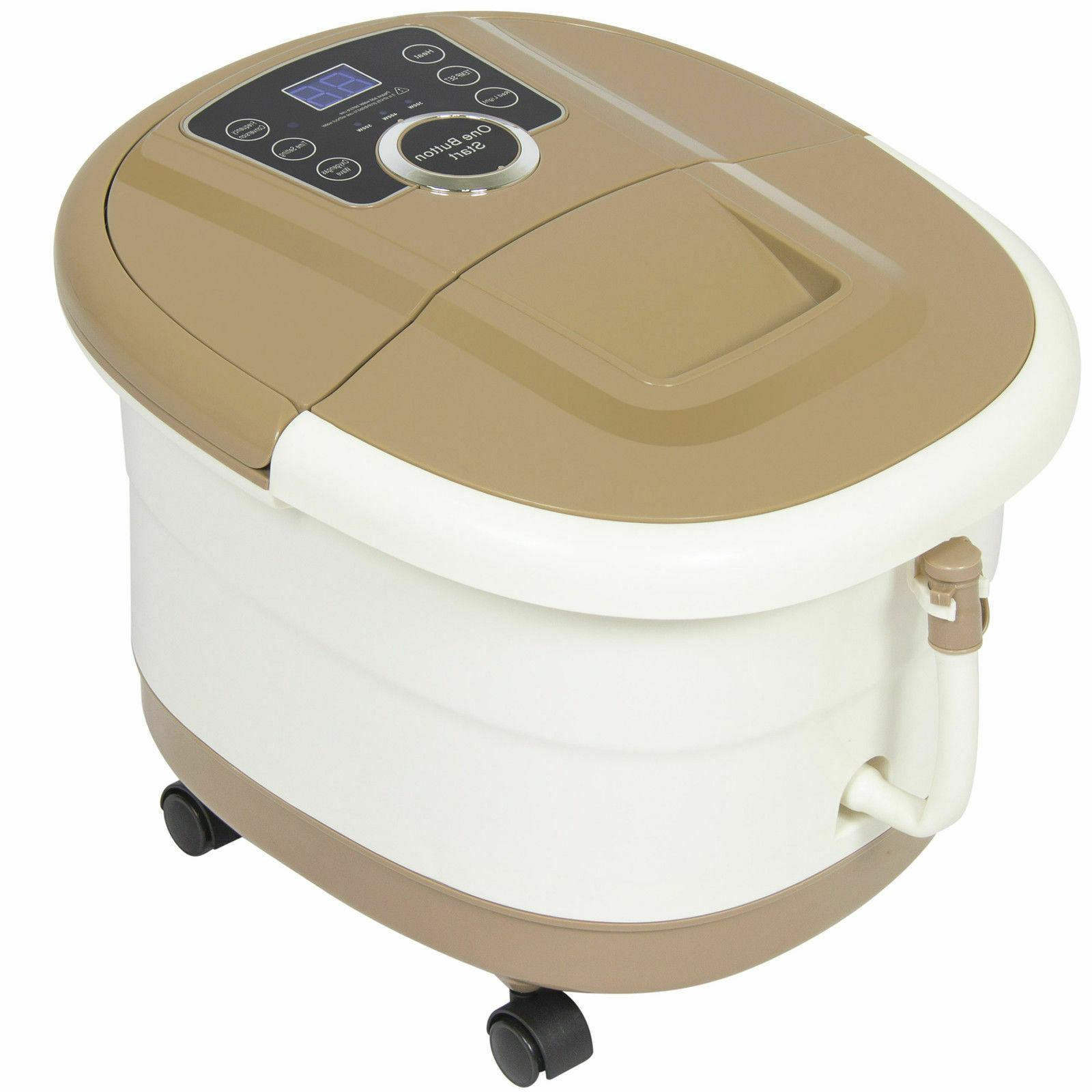 Best Choice Products Foot Massager With And Display