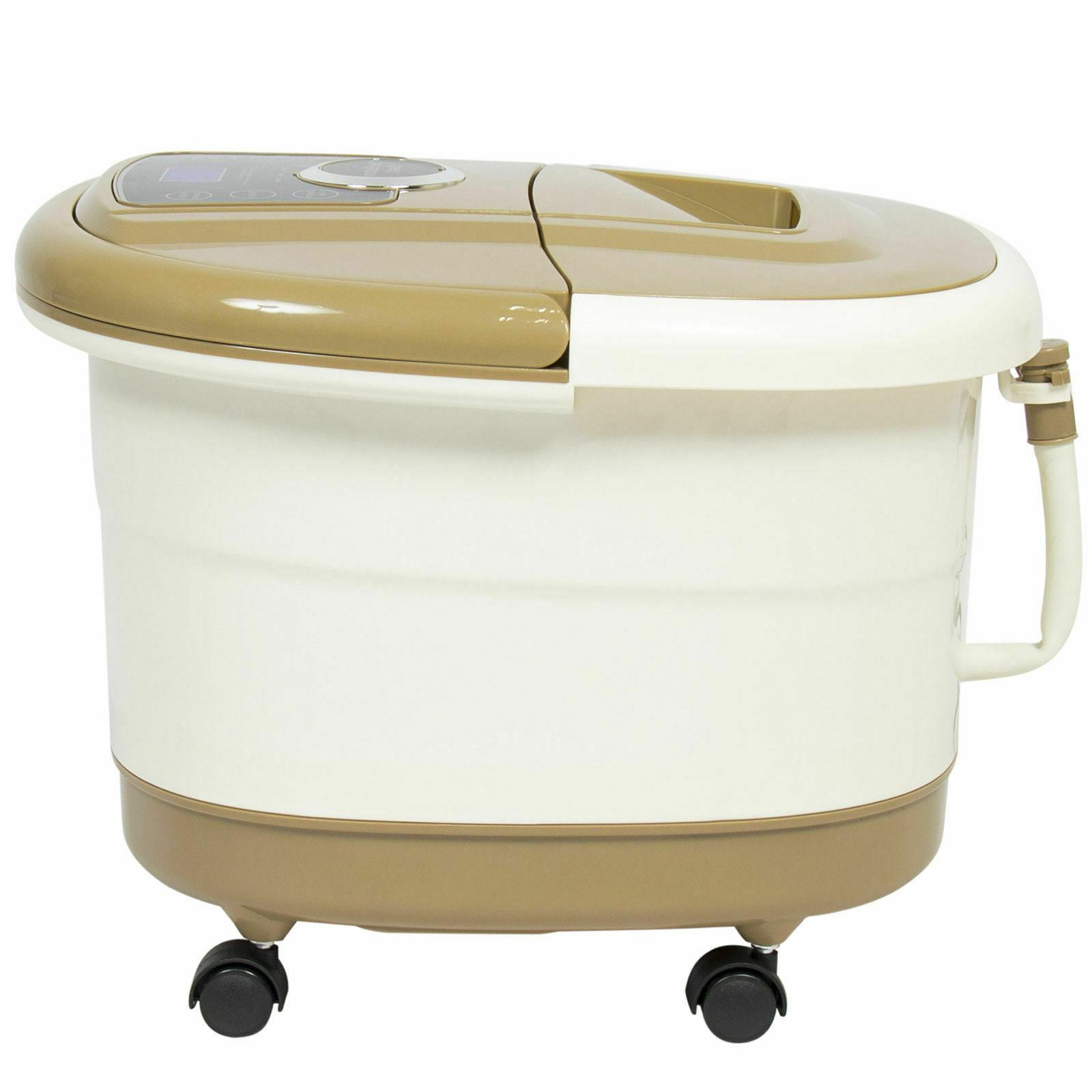 Best Choice Foot Bath With Heat And Display