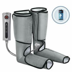 leg massager cordless for foot and calf