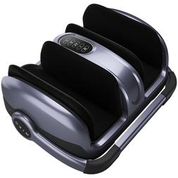 Miko Shiatsu Foot, Ankle, and Calf Massager With Kneading, H