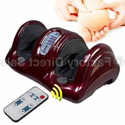 Shiatsu Foot Massager Kneading and Rolling Leg Calf Ankle w/