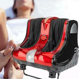 Shiatsu Kneading Rolling Vibration Heating Foot Calf Ankle L