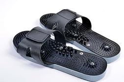 Tens Unit Massage Slippers Massage Shoes for Most Snap on Ma
